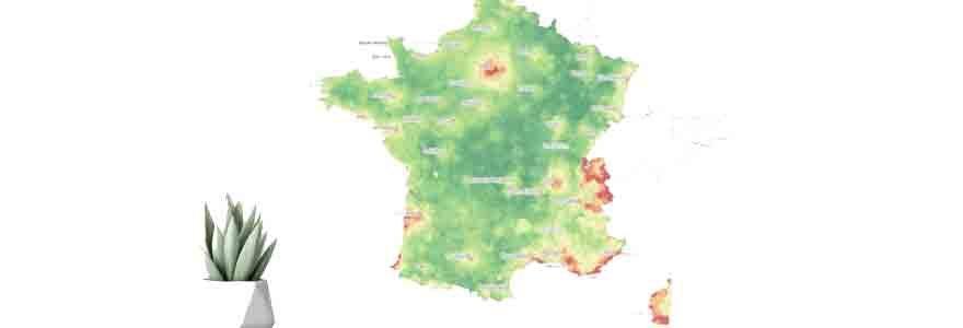 prix du m² à Paris